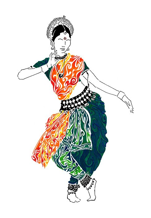 Top best rank Bharatanatyam dance performers school class lessons India address